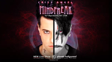 Contest Rules - Criss Angel MINDFREAK®  live Flyaway Contest Rules