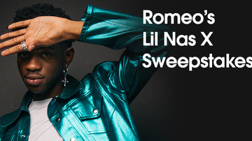 Contest Rules - Romeo's Lil Nas X Sweepstakes Rules