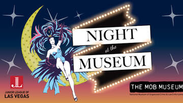 Buzzing Vegas - JLLV's Night at the Museum at The Mob Museum