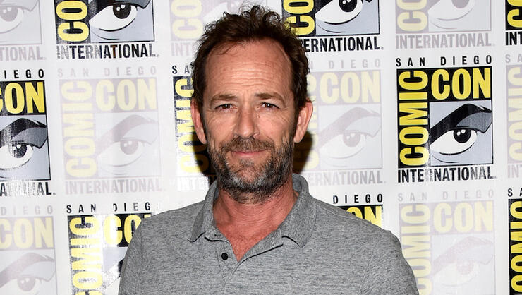 Luke Perry's Kids Honor Him On What Would've Been His 53rd Birthday | iHeartRadio