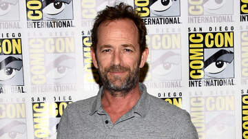 Entertainment News - Luke Perry's Kids Honor Him On What Would've Been His 53rd Birthday