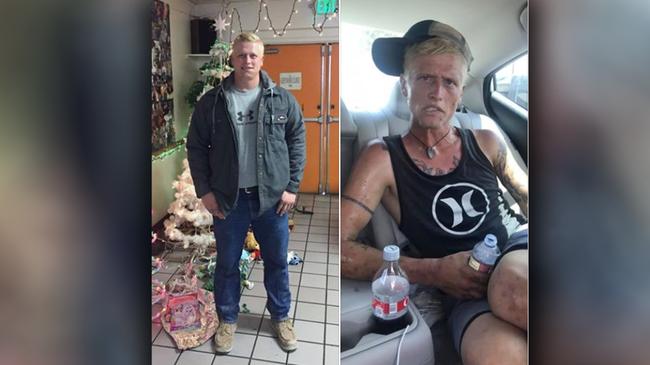 drug addiction only seven months apart