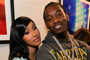 Offset Showers Cardi B With Diamonds & Shares NSFW Video For Her Birthday