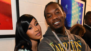 iHeartRadio Music News - Offset Showers Cardi B With Diamonds & Shares NSFW Video For Her Birthday