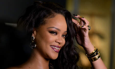 Trending - Rihanna Shoots Down Rumors About The Title Of Her New Album