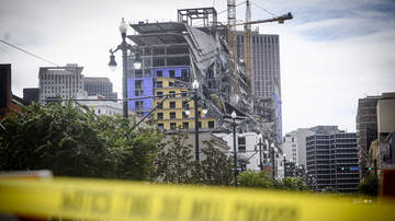 Local News - Hard Rock Hotel Demolition Facing Delays Due To Lawsuits