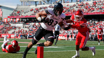 Lance McAlister - Bearcats: It wasn't pretty, but it was a win, 38-23 over Houston
