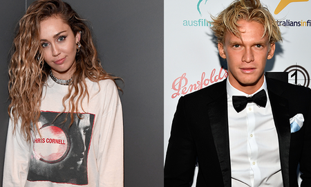 Entertainment News - Cody Simpson's Sister Says He's 'Very In Love' With Miley Cyrus