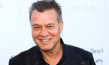 Rock News - Eddie Van Halen Reportedly Undergoing Throat Cancer Treatment In Germany