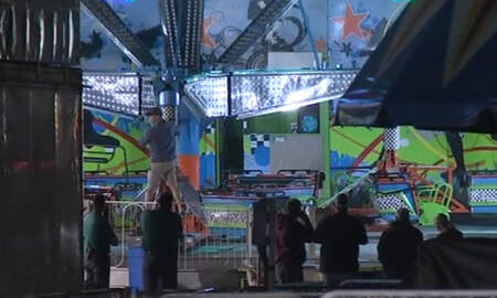 National News - Ten-Year-Old Girl Dies After Being Ejected From Ride At New Jersey Festival