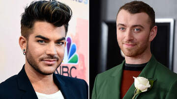 Trending - Adam Lambert Is 'Proud' Of Sam Smith For Coming Out As Non-Binary