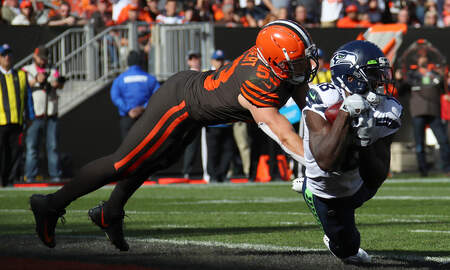 Seattle Seahawks - Takeaways from Seahawks 32-28 win over Browns to improve to 5-1