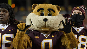 Gopher Blog - Gophers Pop In at #20 on AP Coaches Poll | KFAN 100.3 FM