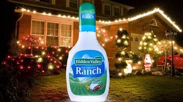 Suzette - Hidden Valley Ranch Is Now Selling A Giant Ranch Bottle For The Holidays