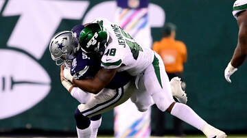 Dallas Cowboys - Jets Notch First Win Against Slumping Cowboys