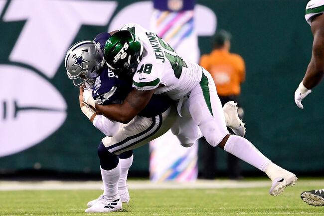 Dallas Cowboys vNew York Jets