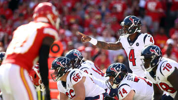 Houston Texans - Watson Leads Texans To Win Over Kansas City