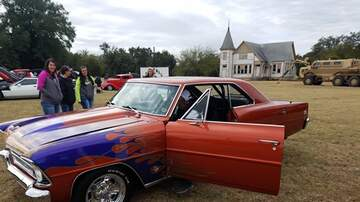 Big 95 Morning Show - Classic car fun at Tunersville Buffalo Stampede this weekend