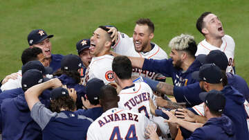 None - Correa's Walk-Off Homer Lifts Astros Past Yankees In Game Two