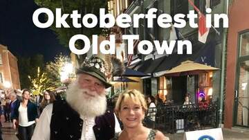 Chris & Rosie - Oktoberfest Old Town 2019