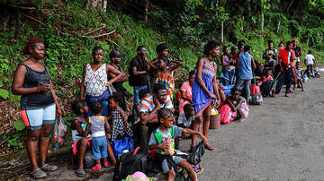 The Pursuit of Happiness - Caravan Heading to US Border: 2000 Migrants From Africa, Caribbean