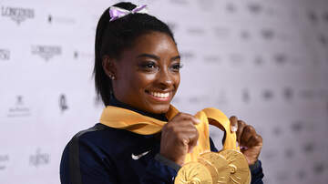 Entertainment - Simone Biles Becomes Most Decorated Gymnast In World Championships History