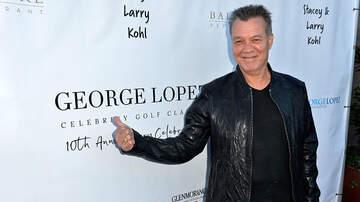 Martha Quinn - Eddie Van Halen Reportedly Getting Treated For Cancer