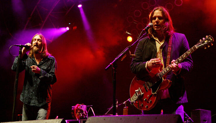 The Black Crowes Planning 2020 Reunion, Former Manager Says | iHeartRadio