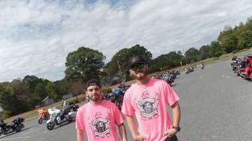 Photos - Motorcycles for Mammograms