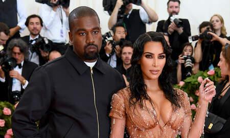 Entertainment News - Kim Kardashian & Kanye West Go Head-To-Head Over 'Too Sexy' Met Gala Look