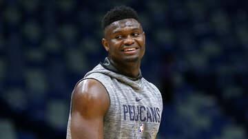 Louisiana Sports - Zion Remains Sizzling To Start NBA Preseason