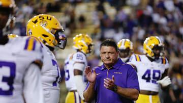 Louisiana Sports - AP Top 25: LSU Jumps To #2