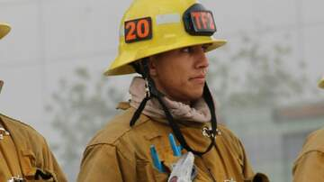 Local News - There's A Problem in California With Firefighters and PTSD