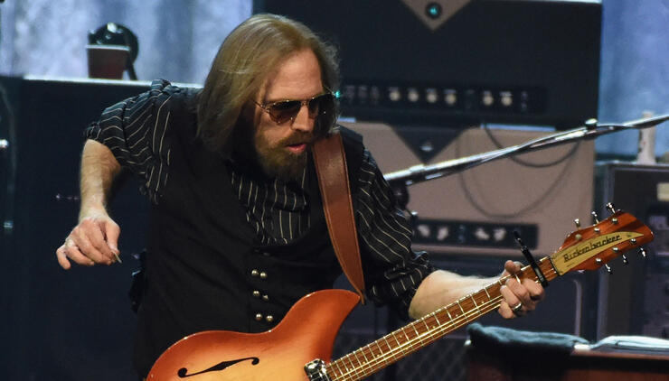 Man Arrested After Stealing Hard Drives With Unreleased Tom Petty Music | iHeartRadio