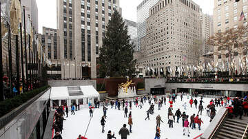 1450 WKIP News Feed - The Rockefeller Center Ice Skating Rink Is Now Open For The Season