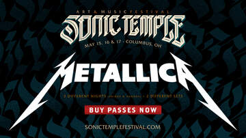 None - Sonic Temple 2020 featuring Metallica