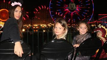 Entertainment News - Megan Fox Shared Rare Photos Of Her 3 Kids While Celebrating Halloween