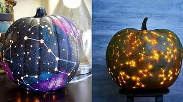 Suzette - Galaxy Jack O' Lanterns Are Now A Thing & They're So Pretty