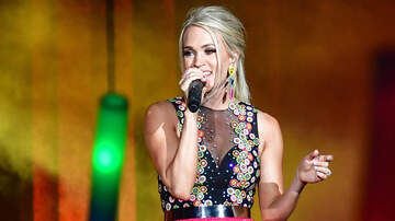 None - 'CMT Artist of the Year' Carrie Underwood Reflects on 2019