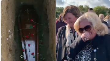 BC - Funeral Cracks Up As Dead Man Screams 'Let Me Out!' Of Coffin