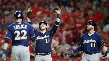 Brewers - Brewers Announce 2019 Milwaukee BBWAA Award Winners