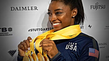 The Locker Room - Simone Biles Amazingly Won 25 Medals at One Single Competition This Weekend