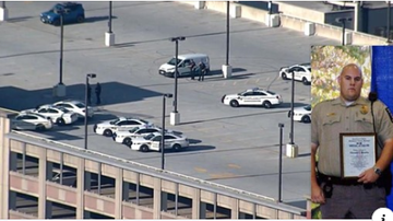 BC - Montgomery County PD Officer Shot, Killed In Silver Spring Parking Garage