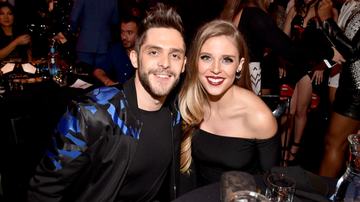 Music News - Thomas Rhett Shares Sweet Anniversary Tribute To Wife Lauren