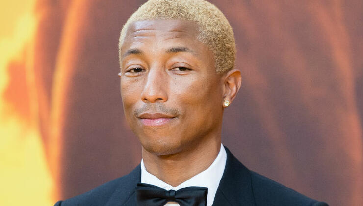 Pharrell Admits He's Embarrassed By 'Blurred Lines'   iHeartRadio