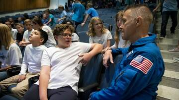 "Colorado Military News - Air Force Academy hosts annual ""Audience with an Astronaut"" event"