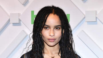 "Frankie P - Zoe Kravitz Will Be Catwoman in ""The Batman."""