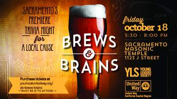 The Afternoon News with Kitty O'Neal - UNITED WAY'S YOUNG LEADERS SOCIETY HOST BREWS & BRAINS TRIVIA NIGHT