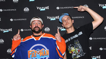 Local News - Kevin Smith, Jason Mewes Sink Hands, Feet into Chinese Theatre Cement