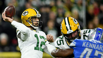 Packers - Packers claw back to defeat Lions 23-22 on Monday Night Football